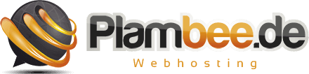 Plambee.de Webhosting
