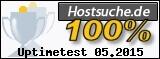 Verfügbarkeitsauszeichnung Hostsuche
