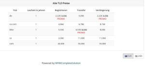 Darstellung der Domainchecker.php Datei